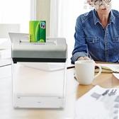 惠格浩004CC桌面型迷你碎紙機電動辦公檔廢紙粉碎機小型家用YYP 麥琪精品屋