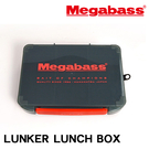 漁拓釣具 MEGABASS LUNKER LUNCH BOX MEGABASS (盒子)