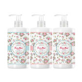 韓國 EVAS 玫瑰花園香水洗手乳(500ml) 3款可選【櫻桃飾品】【22660】