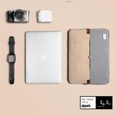 NB筆電電腦包內膽包蘋果macbook AirPro【步行者戶外生活館】