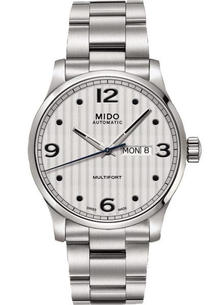 MIDO美度錶Multifort 自動機械男錶(M0054301103000)42mm