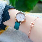 學生糖果色可愛韓版簡約時尚手錶