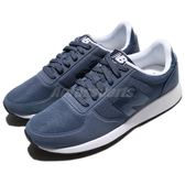 New Balance 復古慢跑鞋 215 NB 藍 深藍 麂皮 基本款 男鞋 女鞋【PUMP306】 MS215ISD