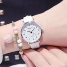 手錶ins學院風韓版簡約氣質少女森系文藝小巧清新防水女生中學生手錶