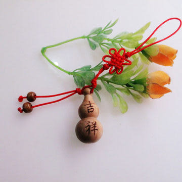 特價 吉祥桃木葫蘆-