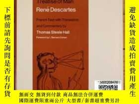 二手書博民逛書店【罕見】Treatise Of Man (monographs