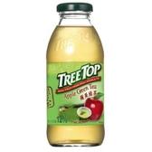 樹頂蘋果綠茶360ml