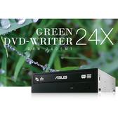 [哈GAME族]免運費 可刷卡 ASUS 華碩 DRW-24D5MT 24X SATA DVD 燒錄機 支援M-Disc千年光碟燒錄功能