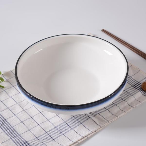 加厚 陶瓷湯碗 酒店飯店餐廳水煮魚碗 酸菜魚盆