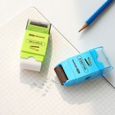 【BlueCat】三合一橡皮擦削鉛筆機清潔組