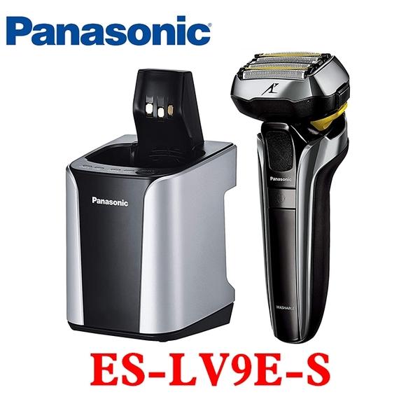 【Panasonic 國際牌】5D全方位浮動式五刀頭超高速電動刮鬍刀 ES-LV9E-S