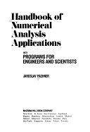 二手書《Handbook of Numerical Analysis Applications: With Programs for Engineers and Scientists》 R2Y 0070480575
