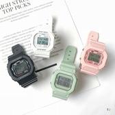 電子錶 同款手錶女ins風顯白學生原宿少女防水獨角獸電子錶 4色