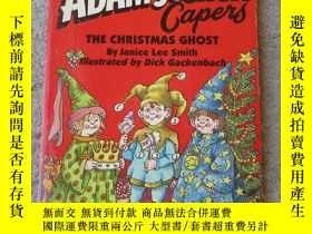 二手書博民逛書店The罕見Christmas Ghost (Adam Joshu