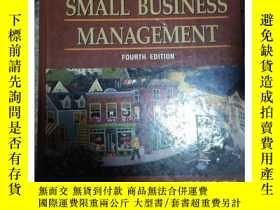 二手書博民逛書店罕見~Effective Small Business Management9780155209046 Richa