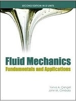 二手書博民逛書店《Fluid Mechanics: SI Units: Fund