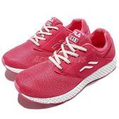 FILA 慢跑鞋 J311Q 粉紅白 基本款 路跑 女鞋【PUMP306】 5J311Q221