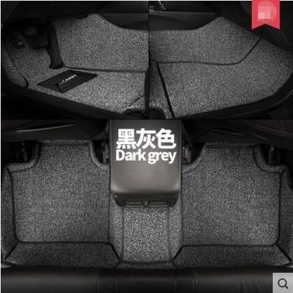 專用於2016款豐田凱美瑞rav4榮放汽車腳墊