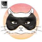 Lourdes貓咪面具溫熱眼罩(黑色)5...