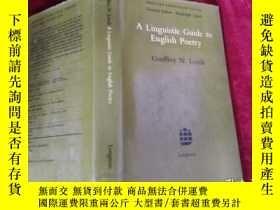 二手書博民逛書店A罕見Linguistic Guide to English P
