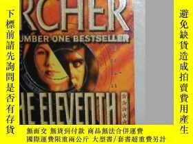二手書博民逛書店原版英文小說罕見《 The Eleventh Commandme