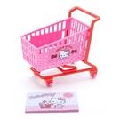 【震撼精品百貨】Hello Kitty 凱蒂貓~三麗鷗 KITTY~便條紙附推車*73781