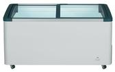 德國利勃 LIEBHERR 483公升 弧型玻璃推拉冷凍櫃 EFI-4853 (附LED燈)