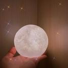 【BlueCat】小小月球木頭支架夜燈(...