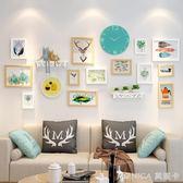 壁畫 工業風墻面裝飾品  現代簡約客廳餐廳墻壁掛件 房間  莫妮卡小屋 YXS
