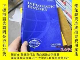 二手書博民逛書店diplomatic罕見history 2015 vol 39