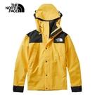 The North Face 男 FUTURELIGHT 1990 RETRO MOUNTAIN JACKET 衝鋒衣 黃 NF0A4R5170M 【GO WILD】