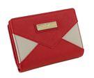Roberto Mocali 諾貝兔 紅色系列 多格層短夾 RM-66201