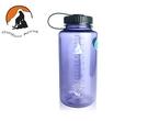 丹大戶外【Outdoor Active】山貓水壺 寬口隨手瓶系列 1000c.c. 水晶紫色 W1000
