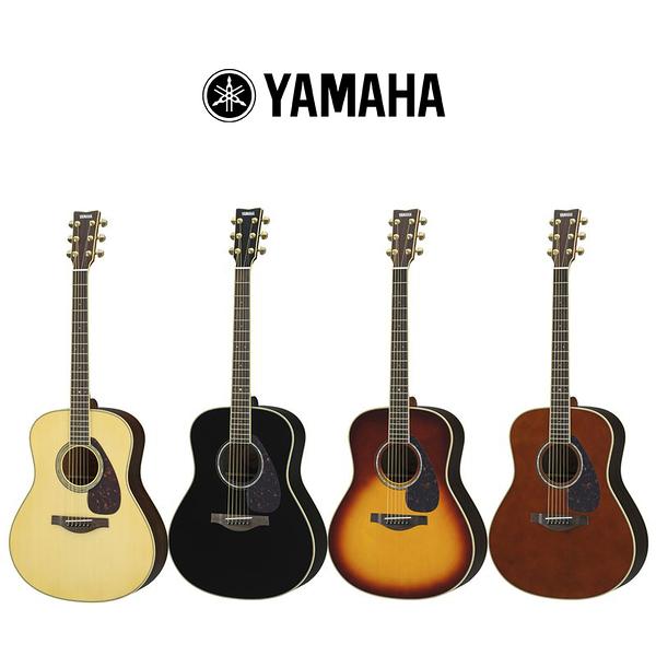 小叮噹的店- 山葉YAMAHA L系.單板 木吉他 LL6 ARE.公司貨 LL6ARE