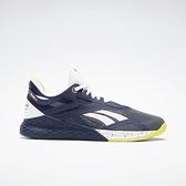 Reebok Nano X [FW8473] 男鞋 運動 休閒 訓練 健身 輕量 緩衝 舒適 支撐 穩定 包覆 藍 白