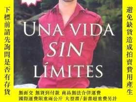 二手書博民逛書店人身不設限罕見Nick Vujicic:Una vida sin