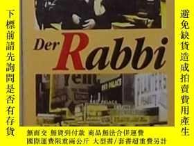 二手書博民逛書店德語原版罕見Der Rabbi: Roman von Noah