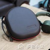 耳機收納包耳式耳機盒收納包殼便攜抗壓多色小屋