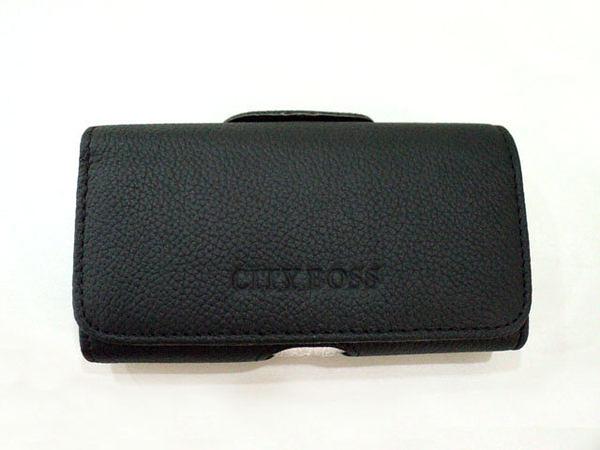 ✔CITY BOSS*真皮*HTC Desire HD A9191 全蓋式 橫式掛腰 手機適用/123mm* 68mm*11.8mm