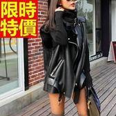 女皮背心走秀款細緻-高品質定制時尚個性潮流女裝65t41[巴黎精品]