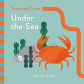 TOUCH AND TRACE UNDER THE SEA 硬頁書 (OS小舖)
