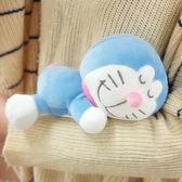 PGS7 日本卡通系列商品 - 日本 小叮噹 哆啦A夢 Doraemon 睡姿 娃娃 (S) 玩偶 抱枕【SJJ7364】