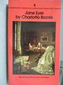 【書寶二手書T7/原文小說_IQT】Jane Eyre_Charlotte Bronte