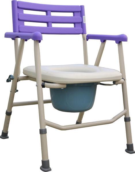 【醫康生活家】杏華 鋁製收合便器椅 IC113