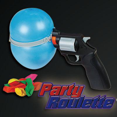 Party Roulette 俄羅斯 氣球 輪盤槍 (玩具)