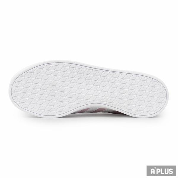 ADIDAS 女 VL COURT 2.0 經典復古鞋 - F35128
