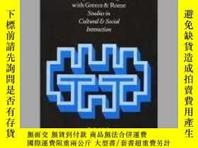 二手書博民逛書店The罕見Jewish Dialogue with Greece and RomeY405706 Tessa