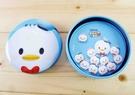 【震撼精品百貨】迪士尼Q版_tsum tsum~便條附盒-藍唐老鴨