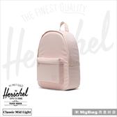 Herschel 後背包 經典後背包(小) Classic Mid Light 得意時袋
