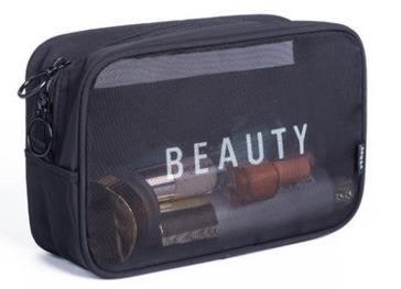化妝包女2018新款小號洗漱包化妝品收納包便攜化妝袋韓國網紅簡約